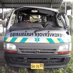 ambulance aanrijding 7